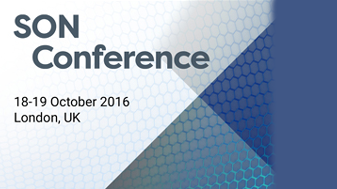 SON Conference London, 2016