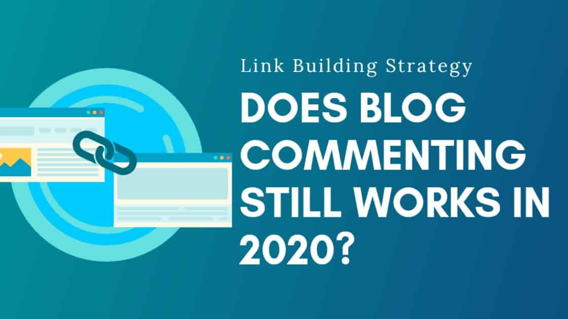 Does blog commenting still works in 2020