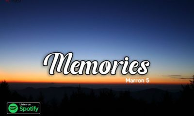 Lirik lagu memories - Marron 5