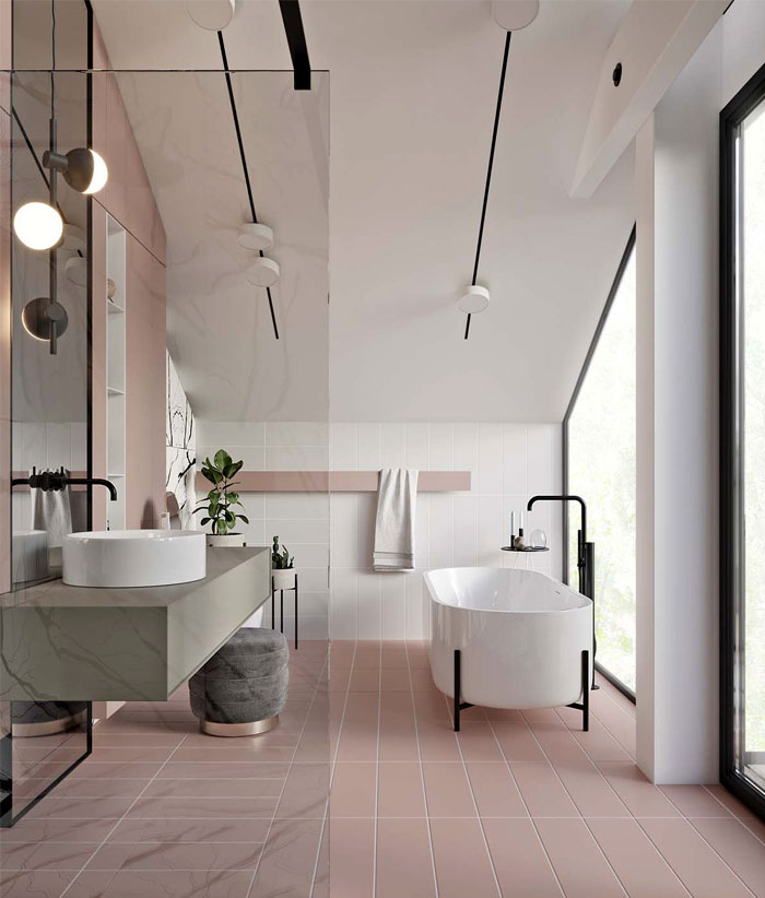 Best Colors For Bathroom In 2021