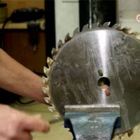 How to Sharpen Circular Saws Blades