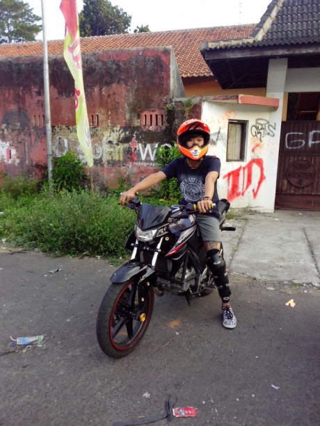 Buka Training School Buat Para Freestyler Wawan Tembong Puji