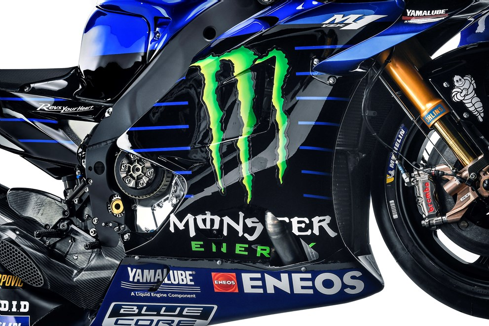 Full Mega Gallery Yamaha M1 Monster Energy 2019 Monggo Sedot