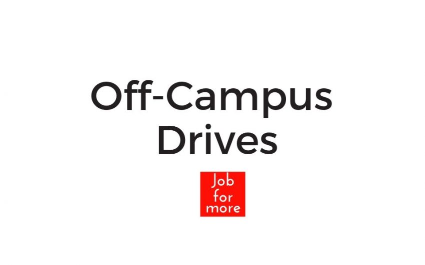 Off Campus Drives 1
