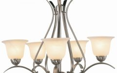 Newent 5-light Shaded Chandeliers
