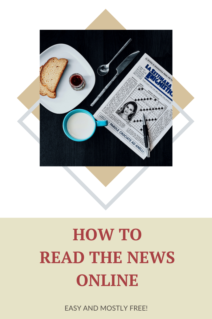 How to Read the News Online