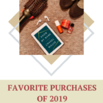 Favorite Purchases of 2019
