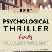best psychological thriller books you can't put down