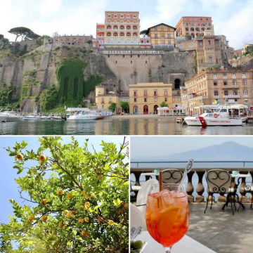 Travel Guide to Sorrento