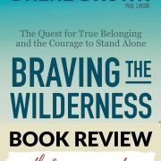 book review of braving the wilderness