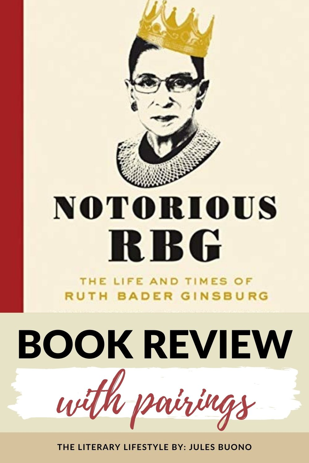 Book Review: Notorious RBG