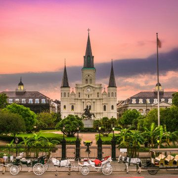 Best Fiction Books Set in New Orleans