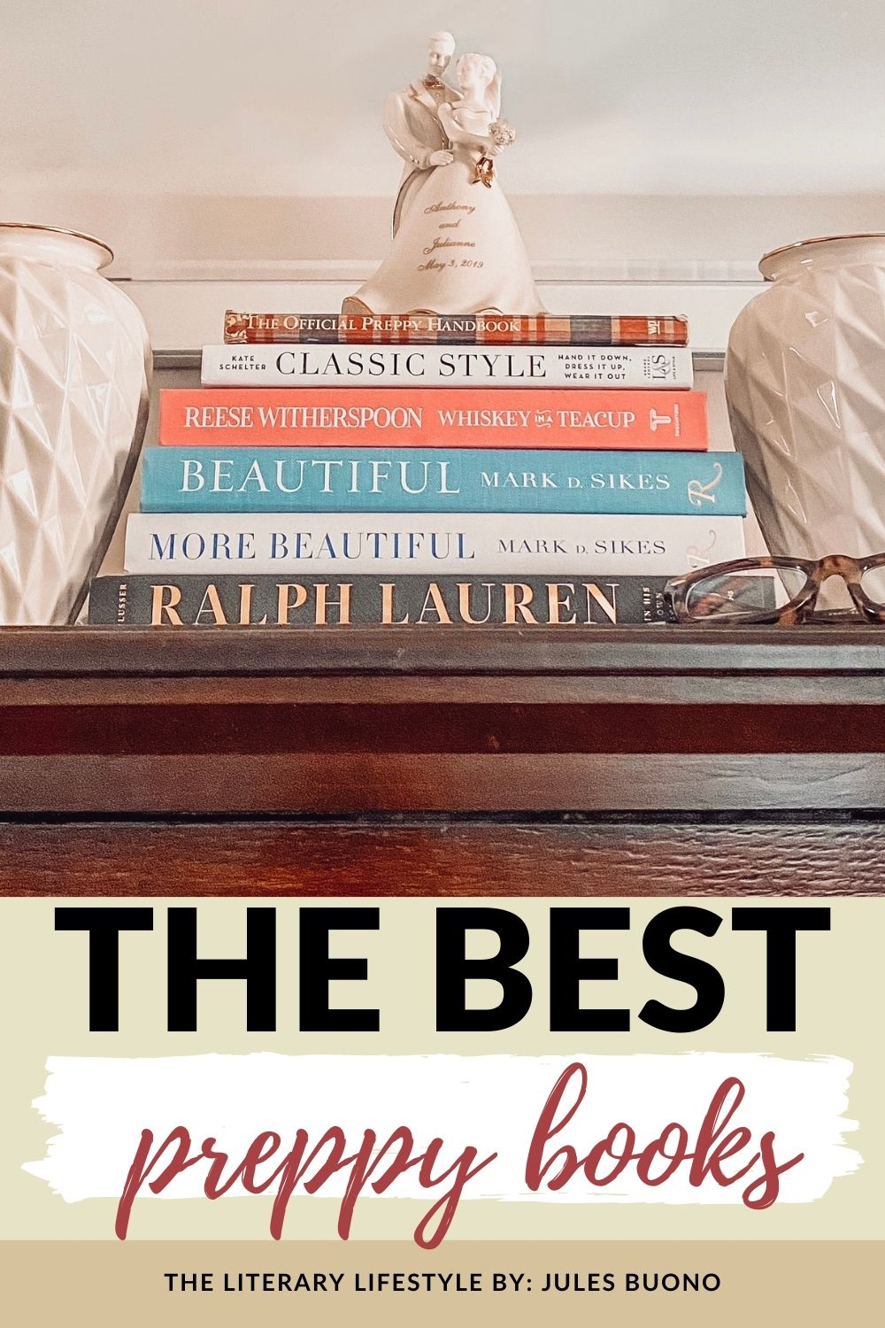 the best preppy books