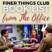 the finer things club book list from the office