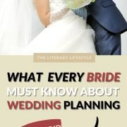 What Every Bride Must Know About Wedding Planning