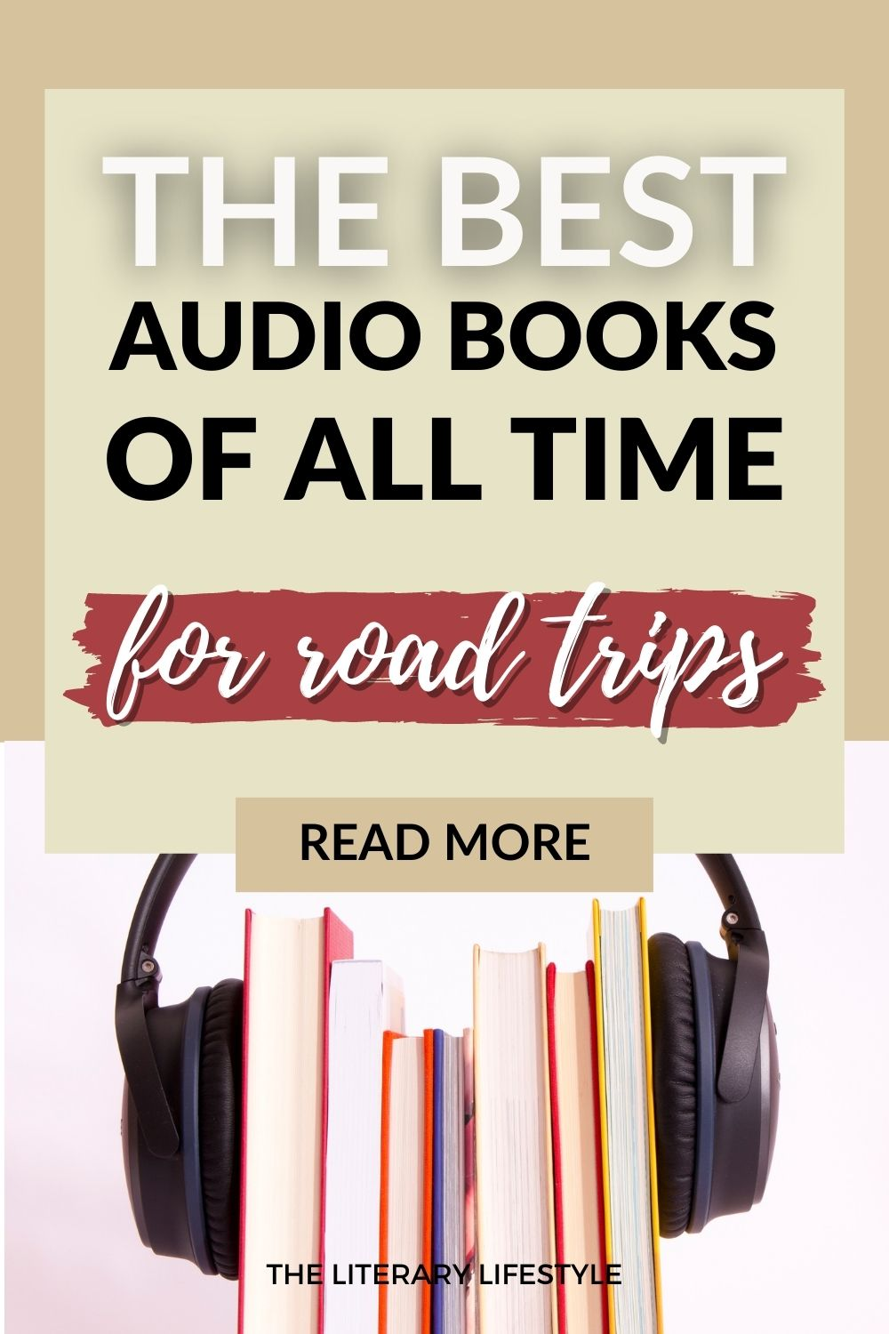 Best Audio Books of All Time for Road Trips