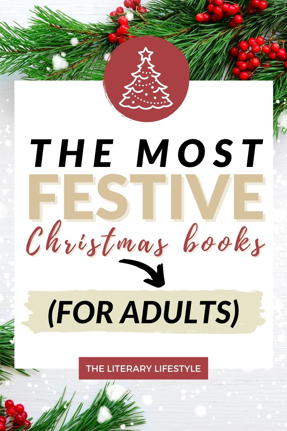 The Most Festive Christmas Books for Adults
