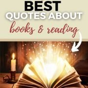 150+ Best Quotes About Books and Reading