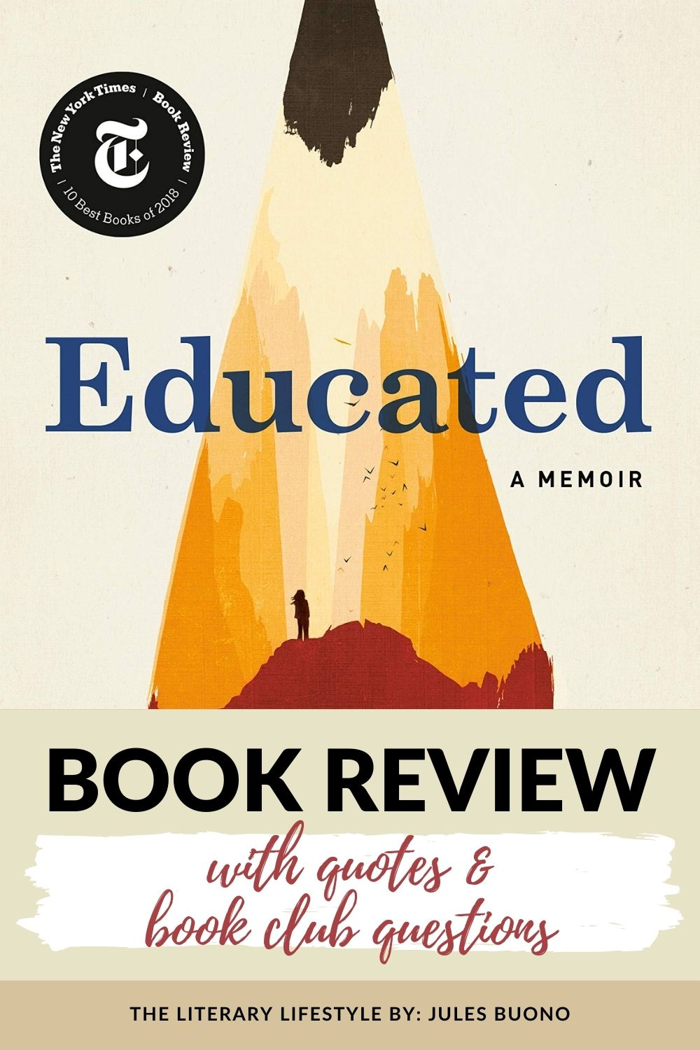 Book Review: Educated