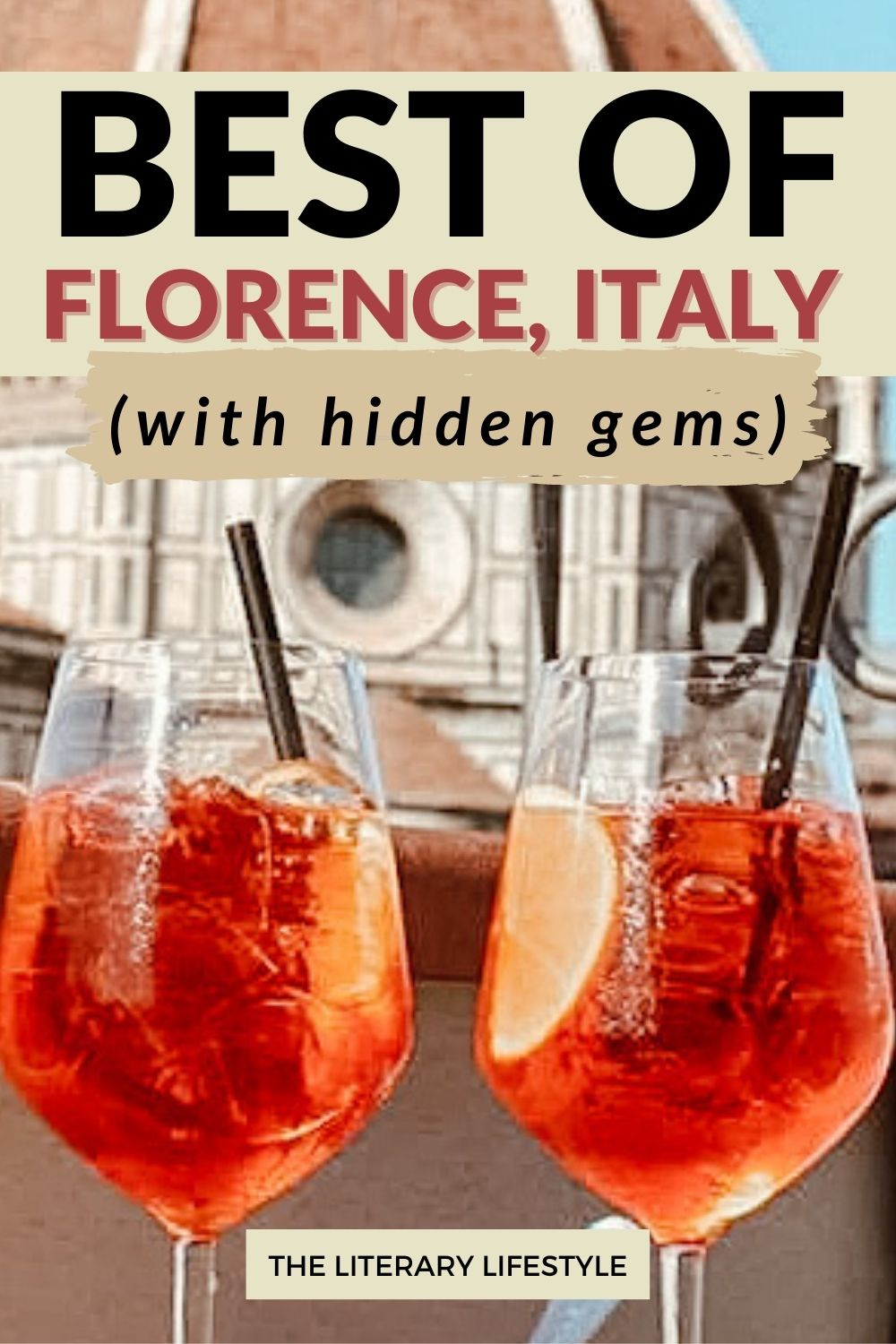 What to do in Italy: Florence