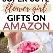 flower girl gifts from Amazon