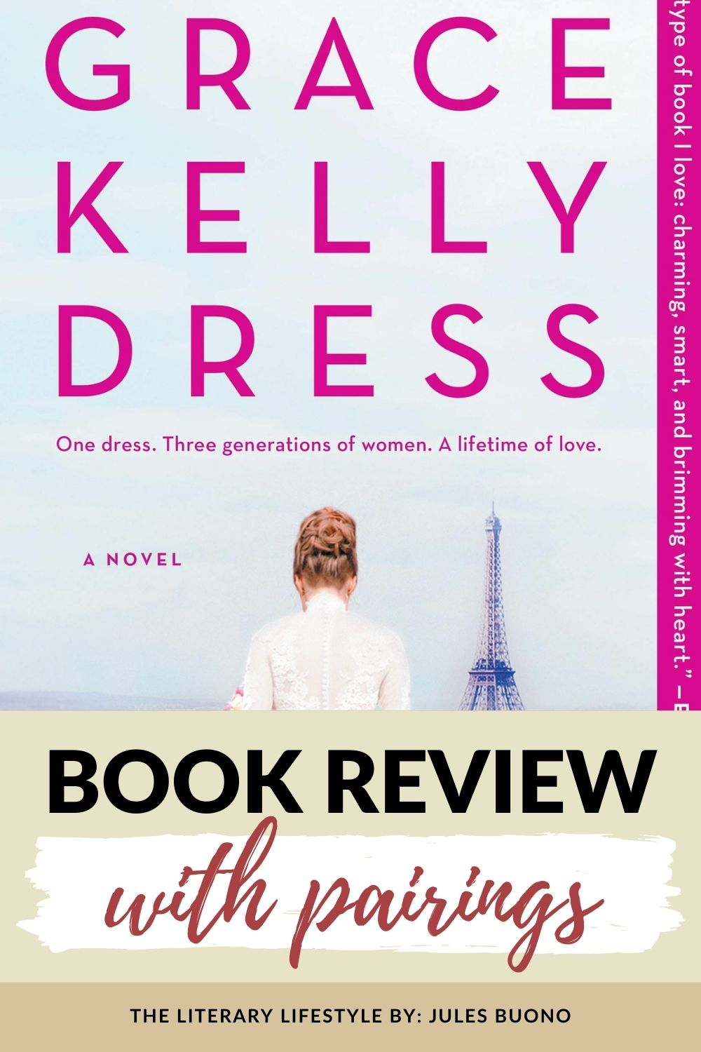 Book Review: The Grace Kelly Dress