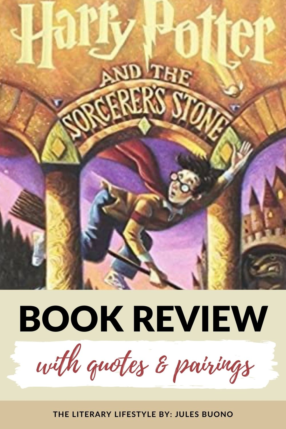 Book Review: Harry Potter