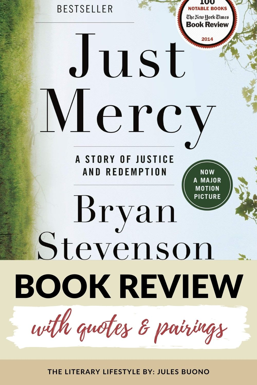 Book Review: Just Mercy