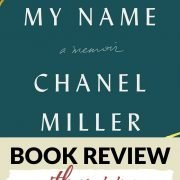 Book Review: Know My Name