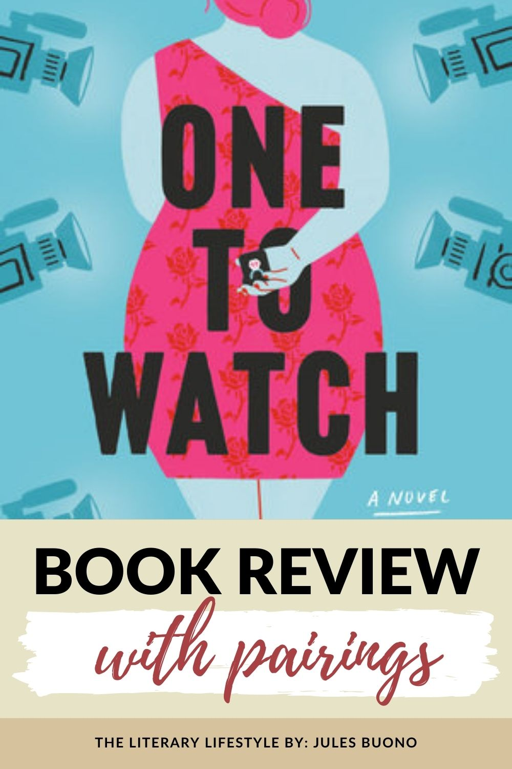 Book Review: One to Watch