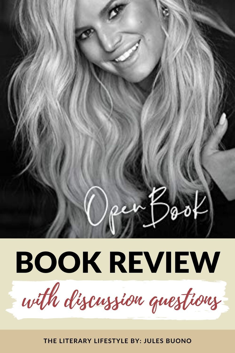 Book Review: Jessica Simpson's Open Book