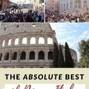 What to do in Italy: Rome