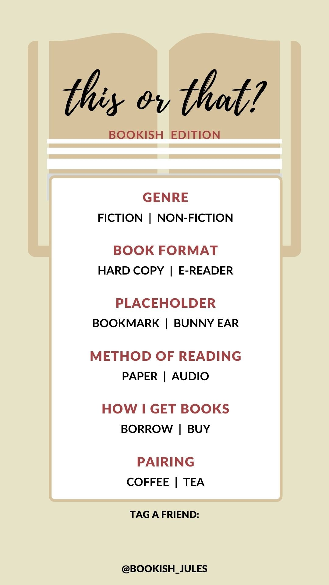 this or that bookish edition