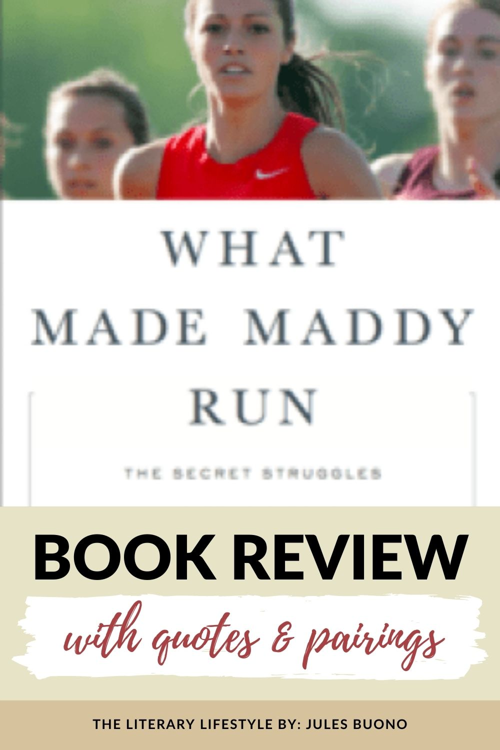 Book Review: What Made Maddy Run
