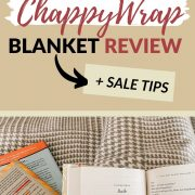 CHAPPYWRAP BLANKET REVIEW