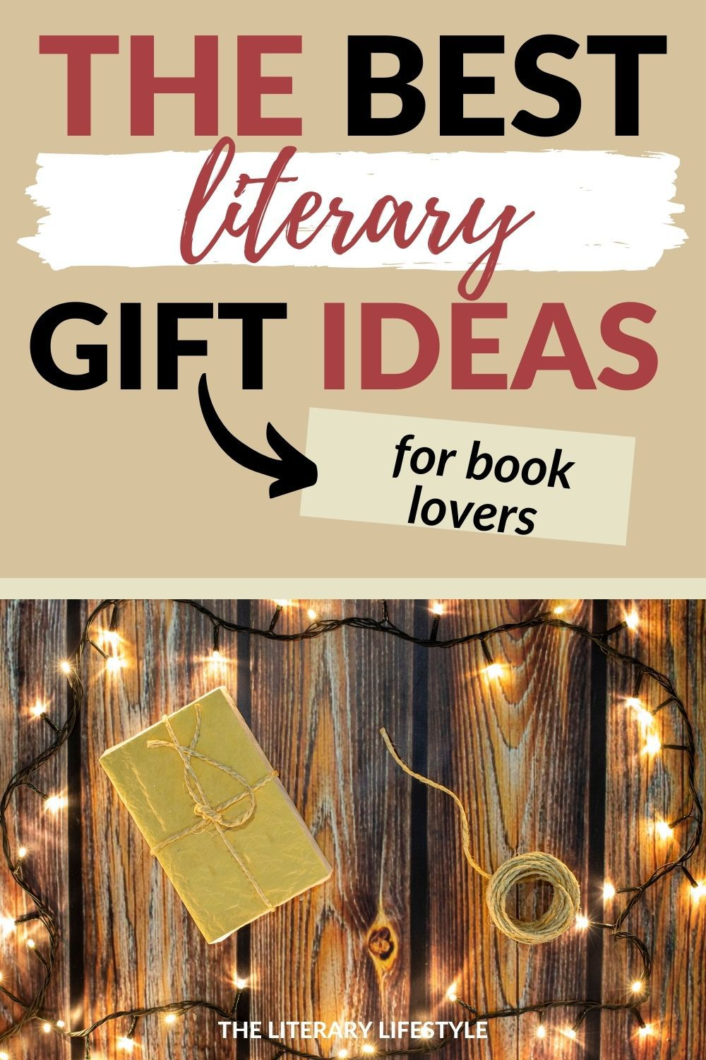 the best literary gift ideas for book lovers