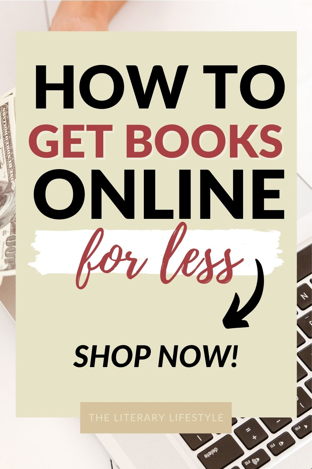 how to get books online for less