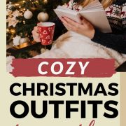 CHRISTMAS OUTFITS TO WEAR AT HOME