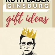 the best ruth bader ginsburg gift ideas