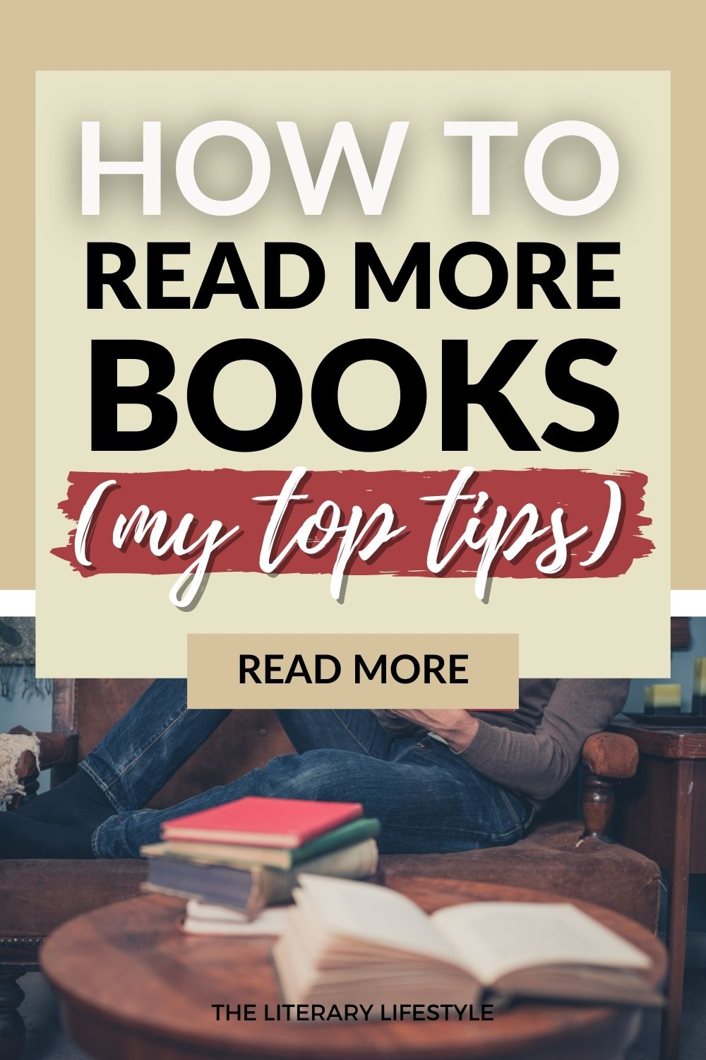 how to read more books