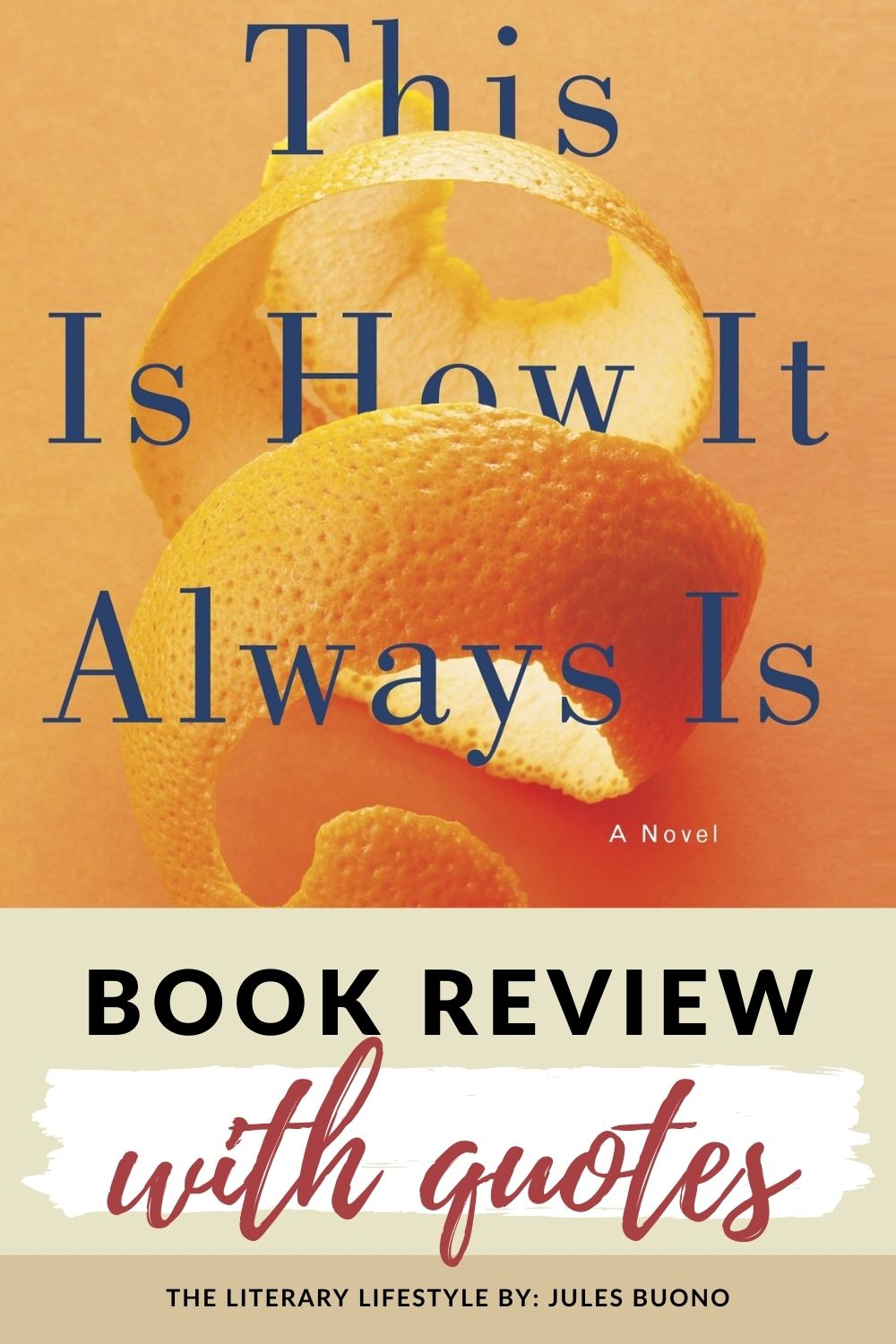 Review of This Is How It Always Is