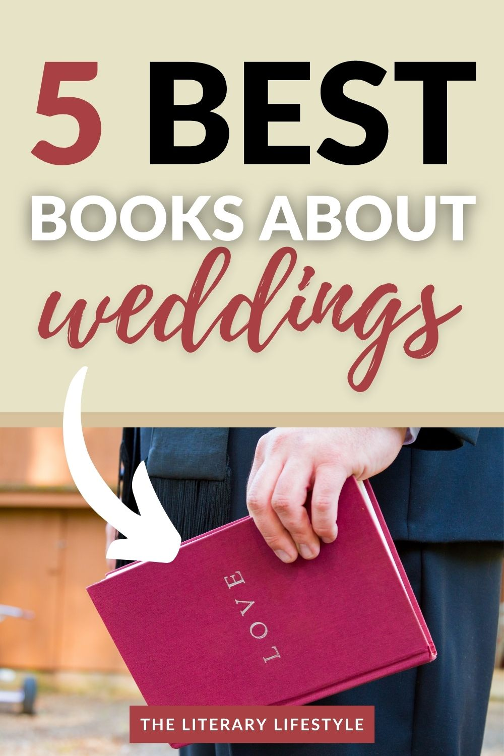 best fictional books about weddings