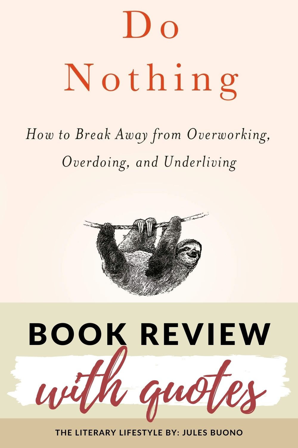 Do Nothing by Celeste Headlee Book Review