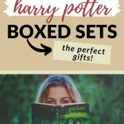Best Harry Potter Boxed Sets of Books to Gift