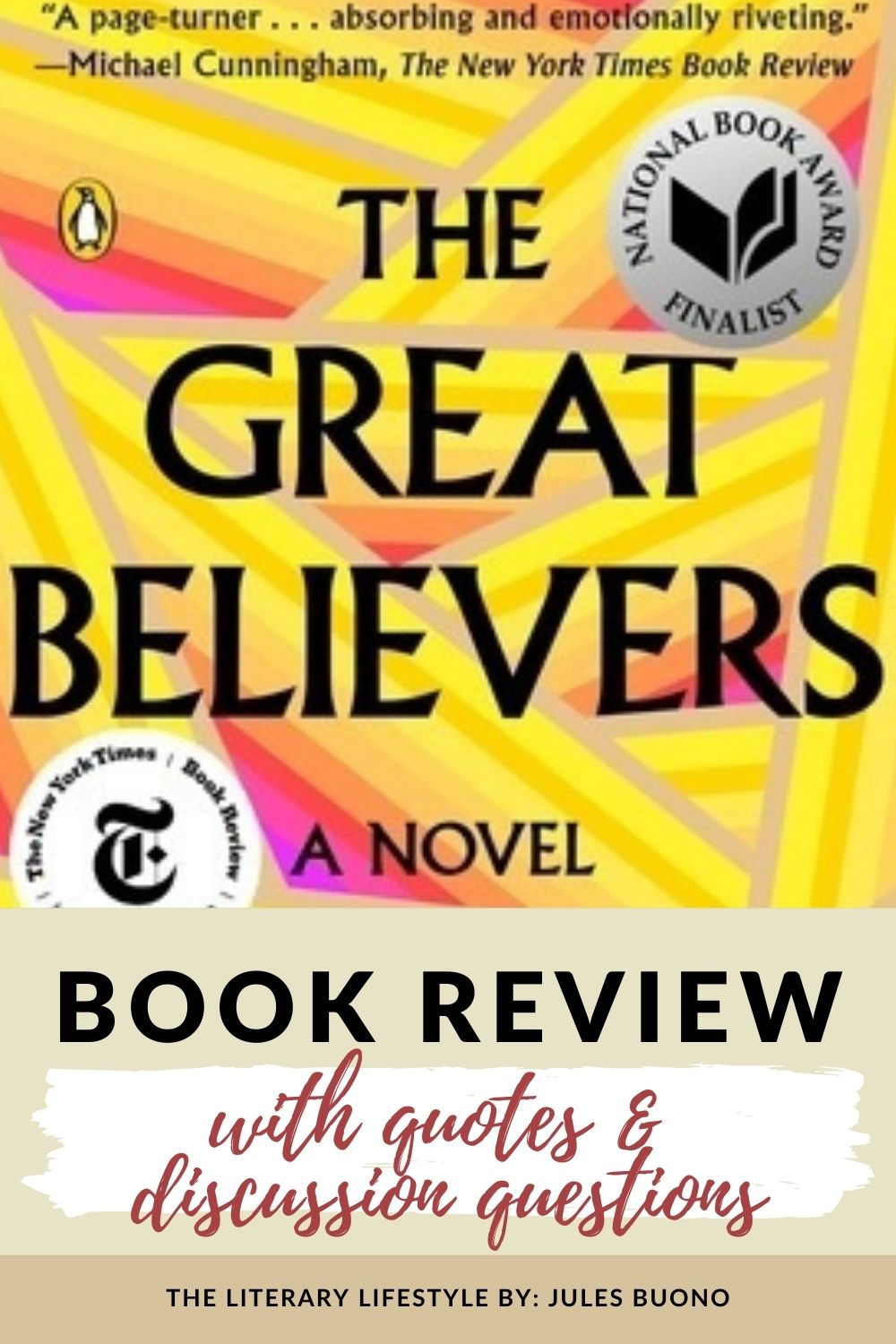The Great Believers book review