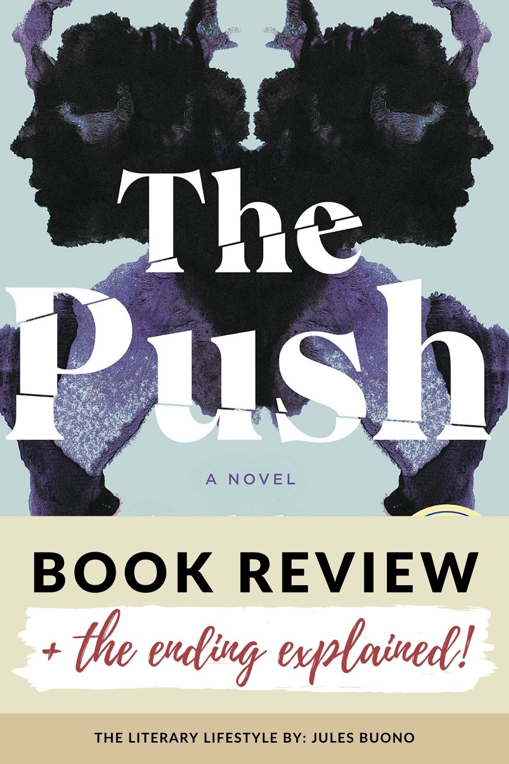 The Push Book Review (+ the ending explained)