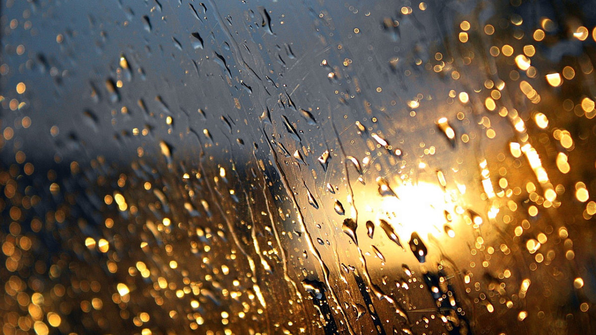 Why I'm in Love with Rain... 4
