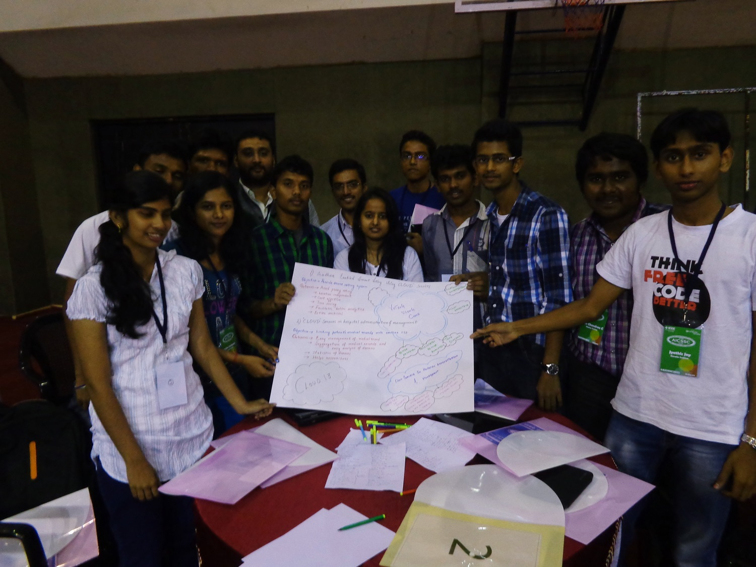 Our Idea on cloud computing
