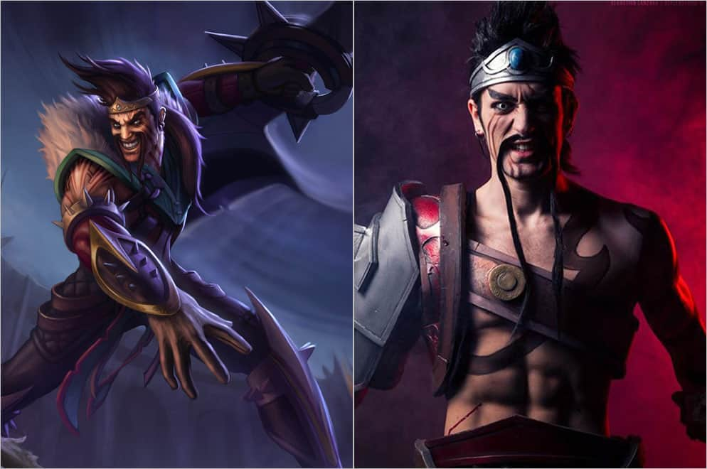 Top 10 League Of Legends Cosplays Of 2015 Kill Ping