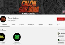 channel calon sarjana